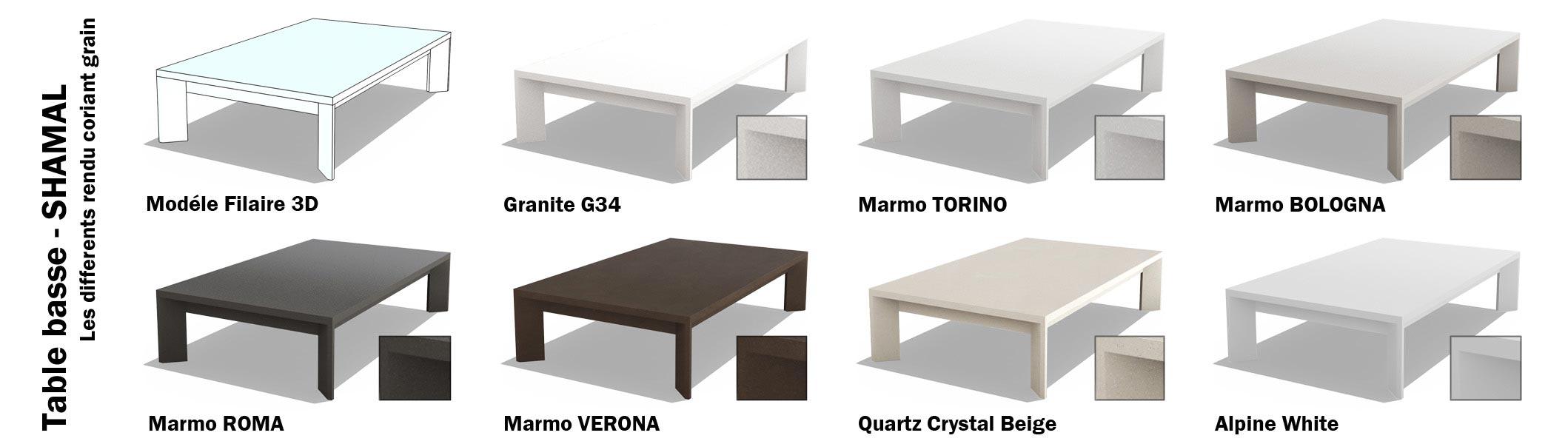 esprit loft meuble table stims 3d imagerie d 39 architecture. Black Bedroom Furniture Sets. Home Design Ideas